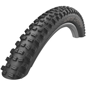 "SCHWALBE Hans Dampf Performance Folding Tyre TLR E-25 Addix 26x2.35"" black"